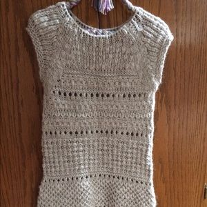 Zara Knit Sweater Dress/Tunic